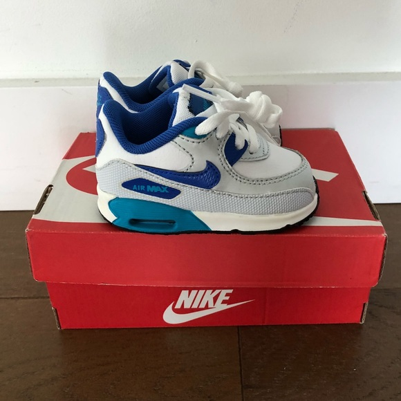 a4f0b7fc7c Nike Shoes | New Air Max 90 Td Baby Infant | Poshmark